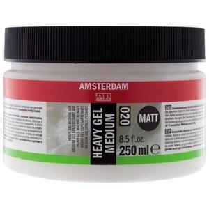 Billigtpyssel.se | Amsterdam  akrylmedium - Heavy gel medium - Matt
