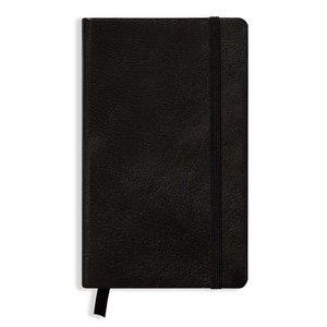 Billigtpyssel.se | Anteckningsbok A6 Hard Leather - Prickad
