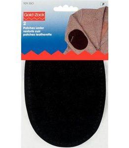 Billigtpyssel.se | Armbågslappar i läder (fastsys)