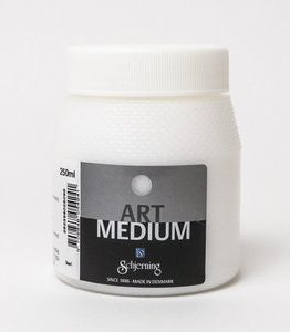 Billigtpyssel.se | Art Medium Schjerning - 1 liter