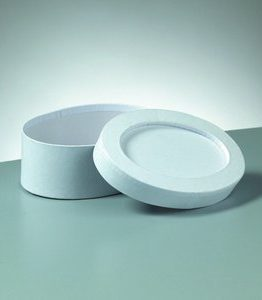 Billigtpyssel.se | Ask mosaik 23 x 17 x 6 cm - vit oval