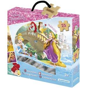 Billigtpyssel.se | Askpussel 25 bitar - Disney Princess