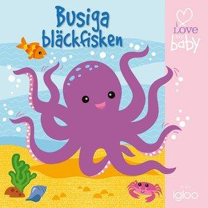 Billigtpyssel.se   Barnbok Busiga bläckfisken
