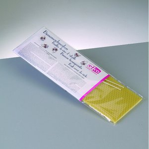 Billigtpyssel.se | Bivax kaka 30 x 10 cm - 2 ark + 2 vekar