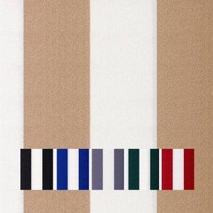 Billigtpyssel.se | Blockrandig markisväv - 132 cm