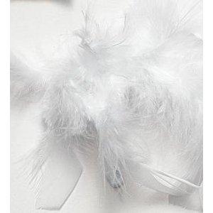 Billigtpyssel.se   Boafjädrar 45g vit 1