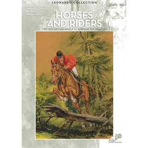 Billigtpyssel.se | Bok Litteratur Leonardo - Nr 11 Horses And Riders