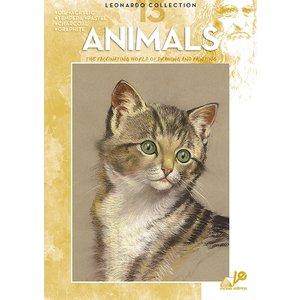 Billigtpyssel.se | Bok Litteratur Leonardo - Nr 13 Animals