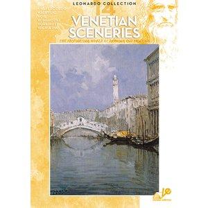 Billigtpyssel.se | Bok Litteratur Leonardo - Nr 14 Venetian Sceneries