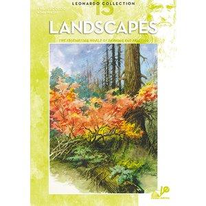 Billigtpyssel.se | Bok Litteratur Leonardo - Nr 15 Landscapes