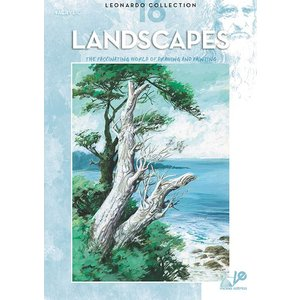 Billigtpyssel.se   Bok Litteratur Leonardo - Nr 16 Landscapes
