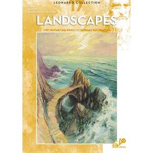 Billigtpyssel.se | Bok Litteratur Leonardo - Nr 17 Landscapes