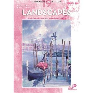 Billigtpyssel.se   Bok Litteratur Leonardo - Nr 19 Landscapes