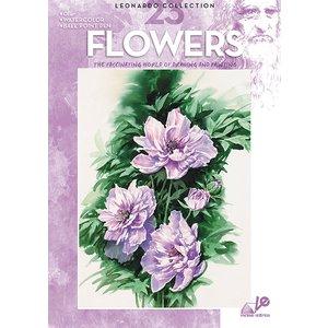 Billigtpyssel.se | Bok Litteratur Leonardo - Nr 23 Flowers
