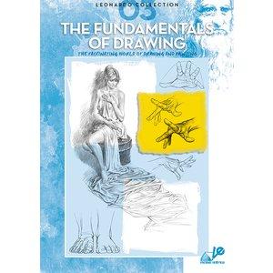 Billigtpyssel.se | Bok Litteratur Leonardo - Nr 3 The Fundamentals Of Drawing
