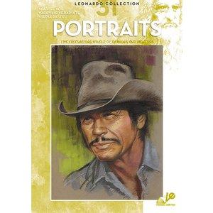 Billigtpyssel.se | Bok Litteratur Leonardo - Nr 31 Portraits