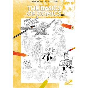 Billigtpyssel.se | Bok Litteratur Leonardo - Nr 33 The Basic Of Comics Vol I