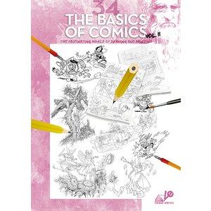 Billigtpyssel.se | Bok Litteratur Leonardo - Nr 34 The Basic Of Comics Vol Ii