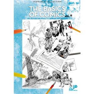 Billigtpyssel.se | Bok Litteratur Leonardo - Nr 35 The Basic Of Comics Vol Iii