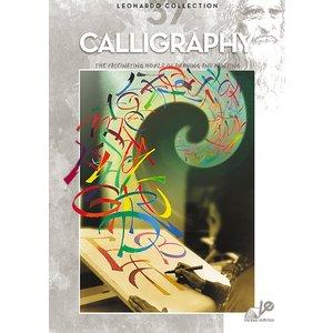Billigtpyssel.se | Bok Litteratur Leonardo - Nr 37 Calligraphy
