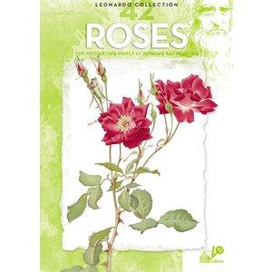 Billigtpyssel.se | Bok Litteratur Leonardo - Nr 42 Roses