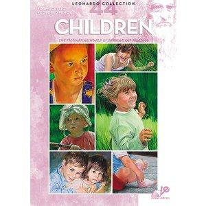 Billigtpyssel.se | Bok Litteratur Leonardo - Nr 44 Children