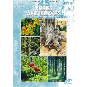 Billigtpyssel.se | Bok Litteratur Leonardo - Nr 45 Trees & Leaves