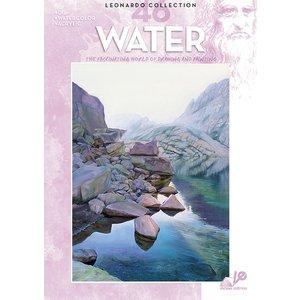 Billigtpyssel.se | Bok Litteratur Leonardo - Nr 46 Water