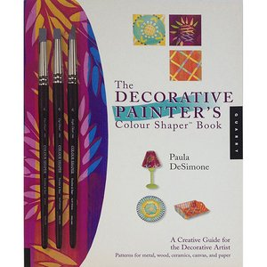 Billigtpyssel.se | Bok The Decorative Painter's Colour Shaper Book