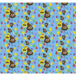 Billigtpyssel.se | Bokomslag - Poo-emoji