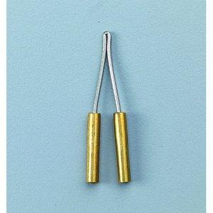 Billigtpyssel.se   Brännmärkningsöglor - 1 st. spetsig / för 1840002 03
