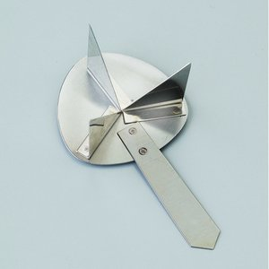 Billigtpyssel.se | Brännplatta med handtag ø 83 mm - för delar 10-50 mm