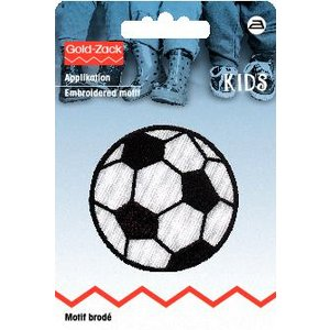 Billigtpyssel.se | Broderat motiv Fotboll medium