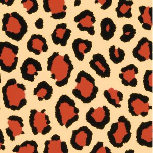 Billigtpyssel.se | Color-Dekor färgfolie 180 °C 100 x 200 mm - leopard 2 st
