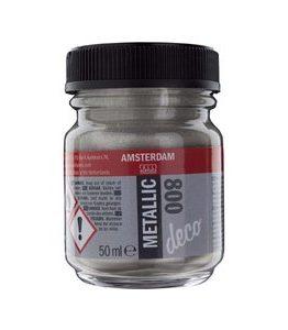 Billigtpyssel.se | Deco Metallicfärg Amsterdam 50 ml