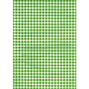 Billigtpyssel.se | Decopatch - Grönt mönster
