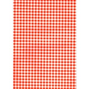 Billigtpyssel.se | Decopatch - Röd gingham