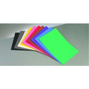 Billigtpyssel.se | Dekorgummi - Skumgummiark 300 x 450 x 2 mm - 10-pack - blandade färger