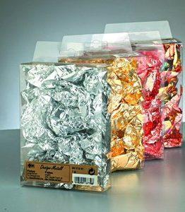 Billigtpyssel.se | Design-Metall flisor - 1 g