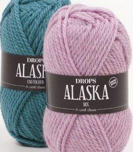 Billigtpyssel.se | Drops Alaska garn - 50g
