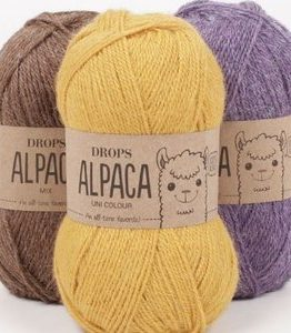 Billigtpyssel.se | Drops Alpaca  - 50g