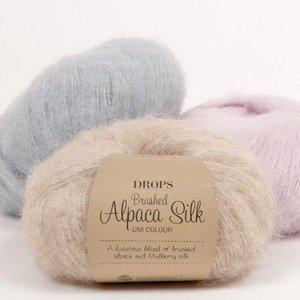 Billigtpyssel.se | Drops Brushed Alpaca garn - 25g
