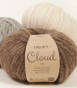 Billigtpyssel.se | Drops Cloud Mix garn - 50g
