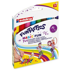 Billigtpyssel.se | Edding Magic Fun - 8 Delar