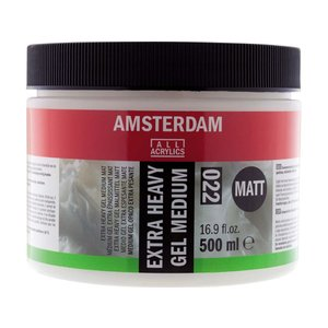 Billigtpyssel.se | Extra Heavygel Amsterdam 500 ml - Matt