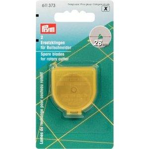 Billigtpyssel.se   Extra blad för Rullkniv Mini 28 mm 2 st