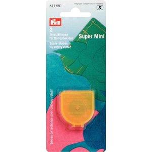 Billigtpyssel.se | Extra blad för rullkniv Super Mini 2 st