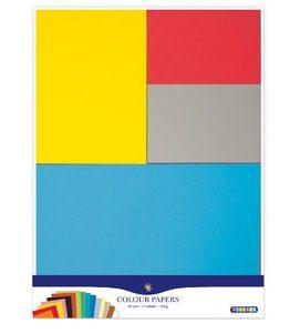 Billigtpyssel.se | Färgade papper