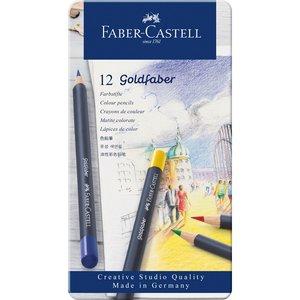 Billigtpyssel.se   Färgpennset Goldfaber - 12 Pennor