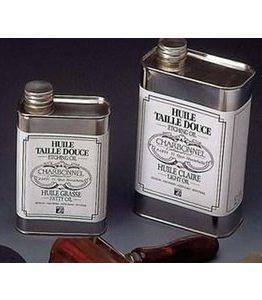 Billigtpyssel.se | Fatty Oil Etsning Charbonnel Ink. Medium - 500 ml